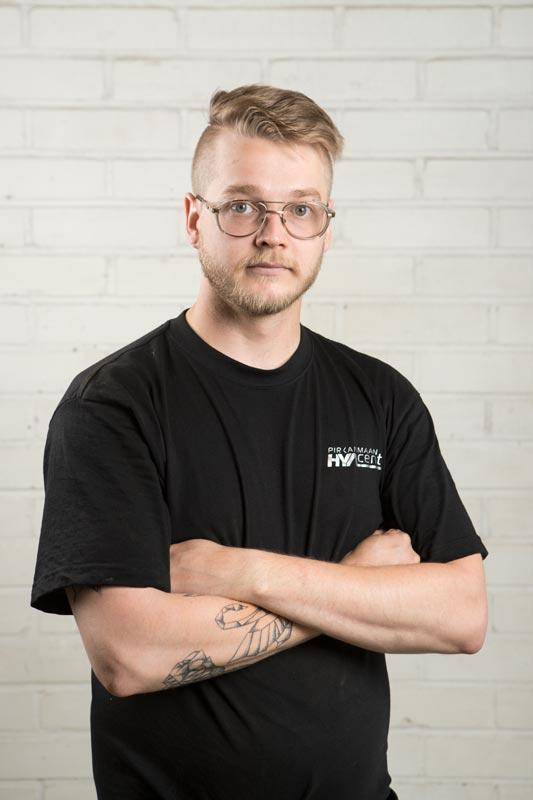 Aaro Svansjö